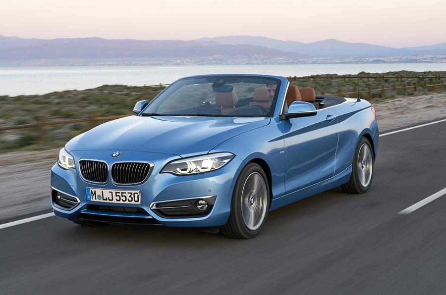 bmw 2 series convertible review 2018 autocar. Black Bedroom Furniture Sets. Home Design Ideas