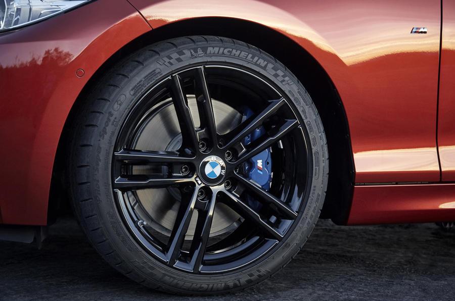 BMW 2 Series Coupé alloy wheels