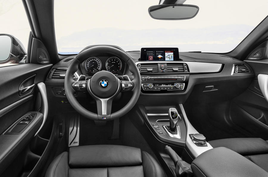 BMW 2 Series Coupe Dashboard