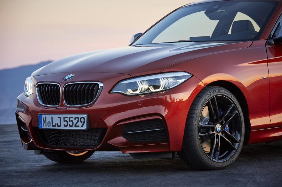Bmw 220i coupe review