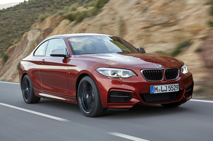 BMW Series Review Autocar - Bmw 2 series release date