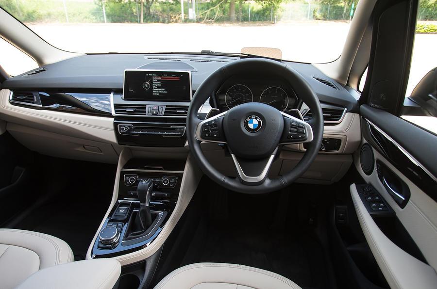 2017 Bmw 6 Series >> BMW 2 Series Gran Tourer Review (2017) | Autocar