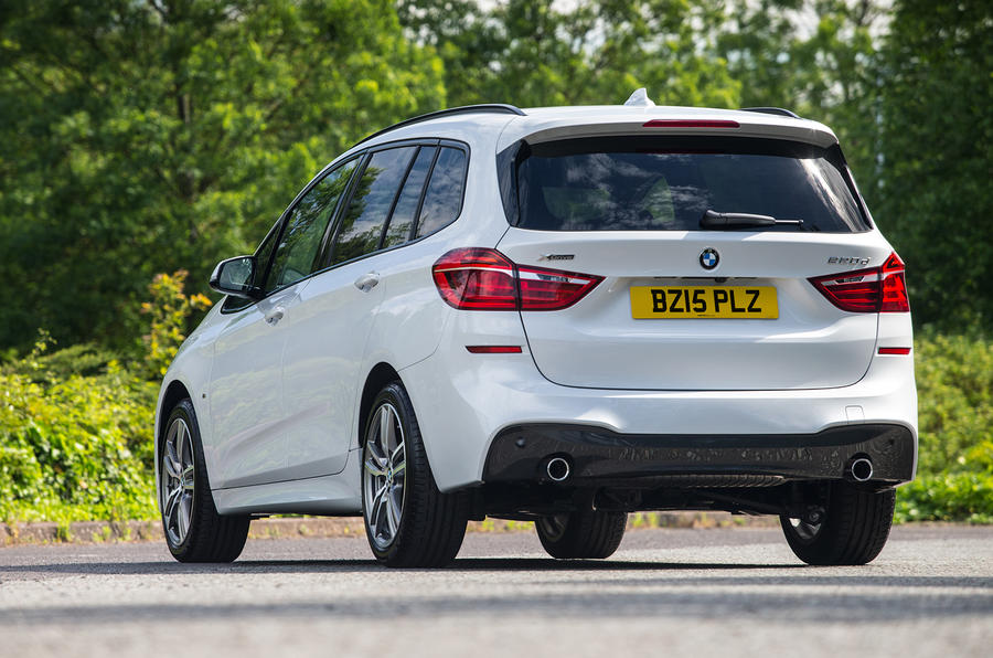 3.5 star BMW 2 Series Gran Tourer