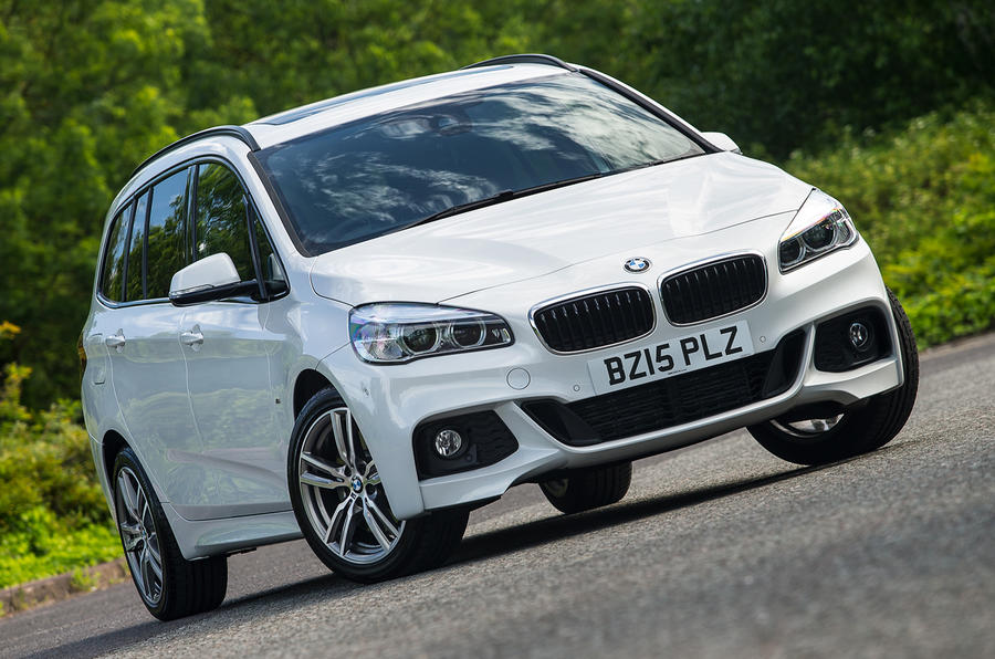 bmw 2 series gran tourer review (2019) | autocar