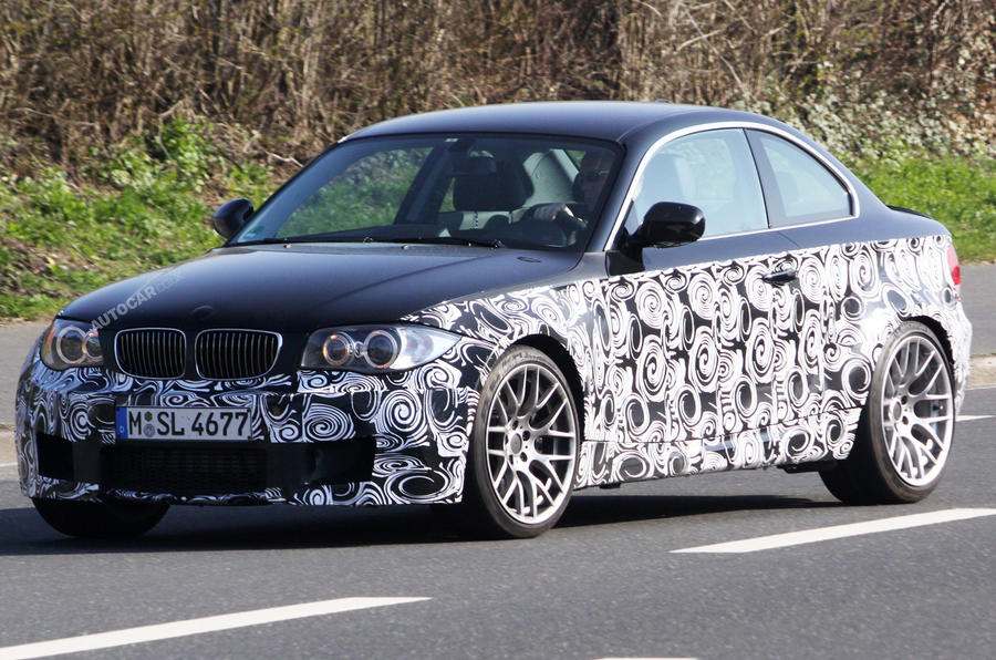 Hot new BMW M1: latest pics