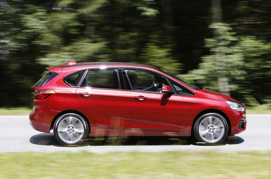Seven-seat BMW 2-series Active Tourer due in 2015