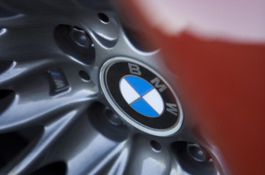 BMW trademarks new car names