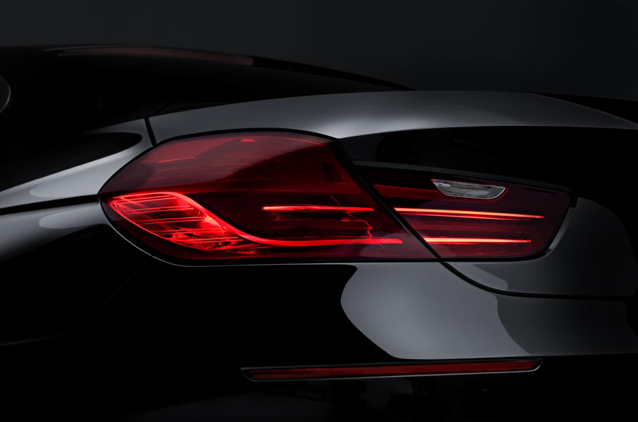 BMW Concept Gran Coupe unveiled