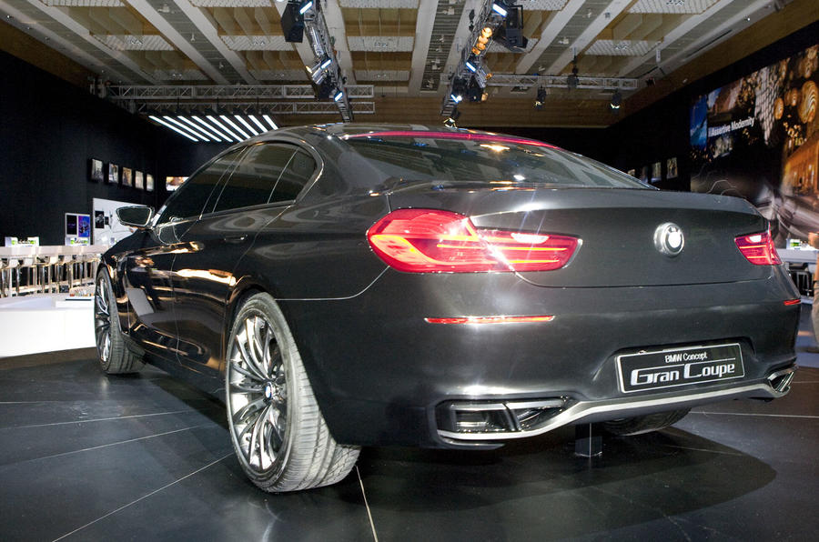 BMW to 'consolidate' its designs