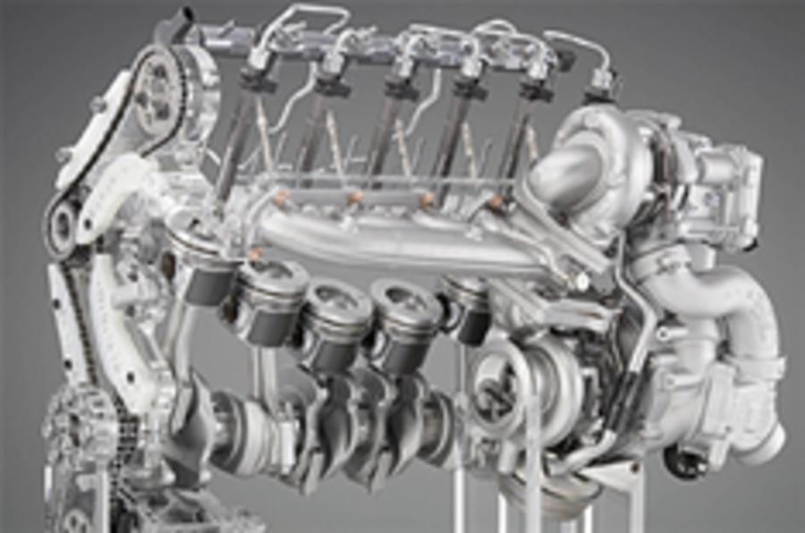 BMW's new six-pot engines