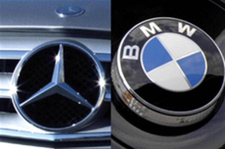 BMW and Merc to build hybrids together