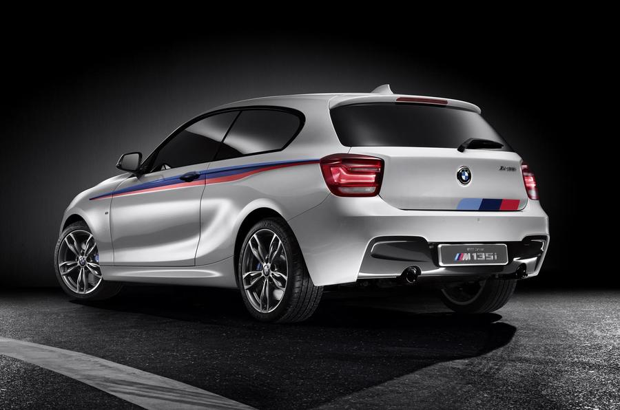 Geneva show 2012: BMW M135i
