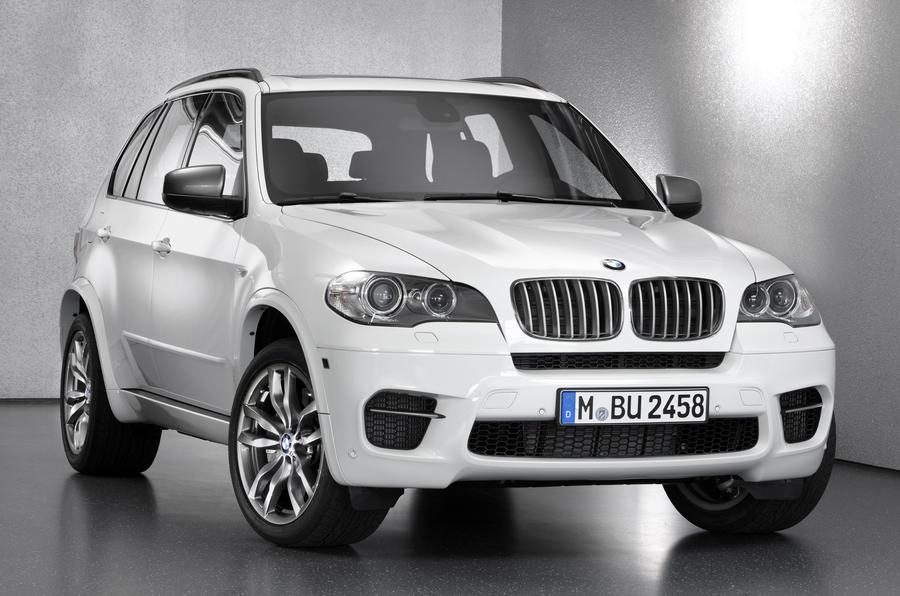 Geneva motor show: BMW M-cars