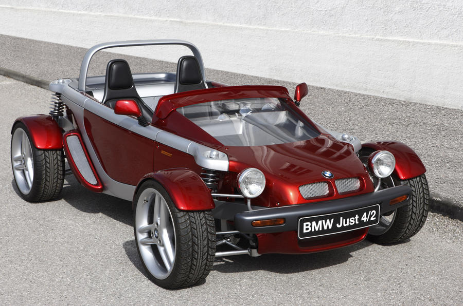 BMW's secret concept cars