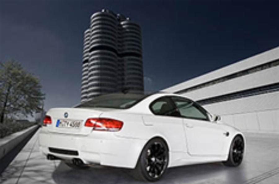 New, harder BMW M3 for UK