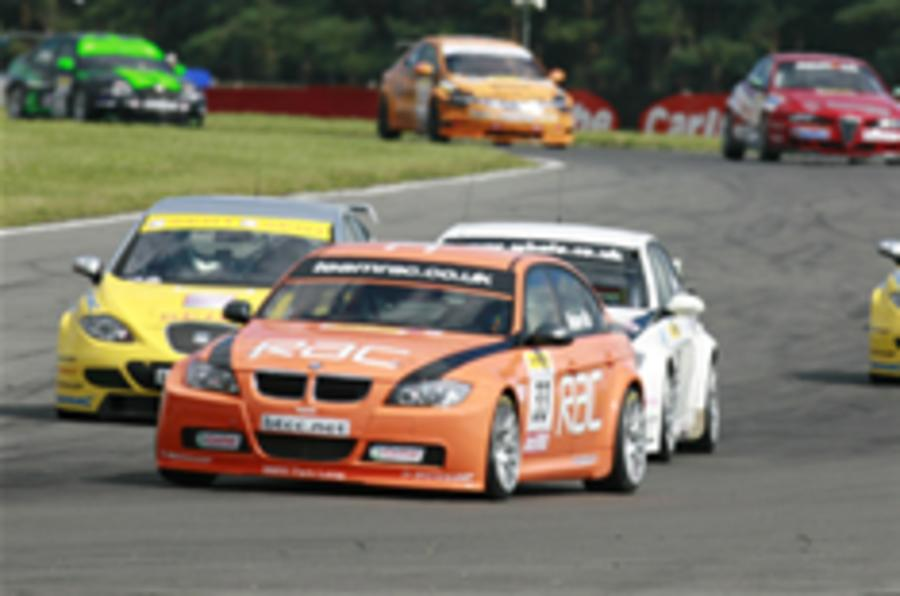 BTCC cleans up its act on carbon