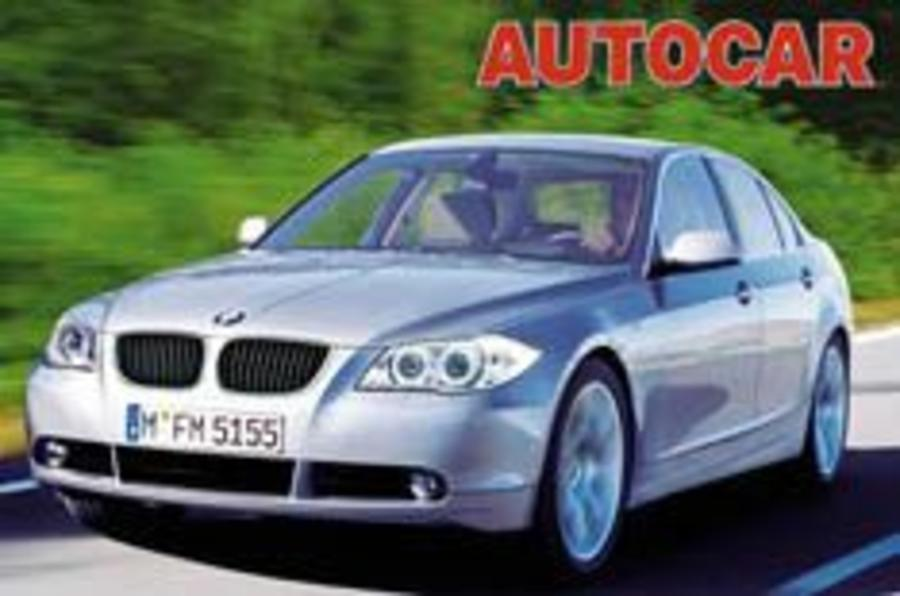 Autocar scoops BMW's next Three