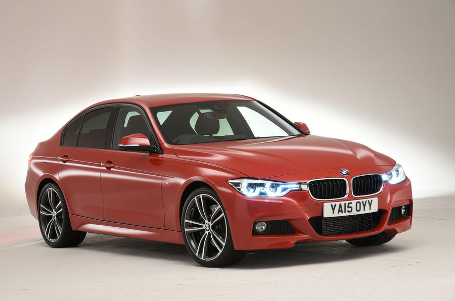5 star BMW 3 Series