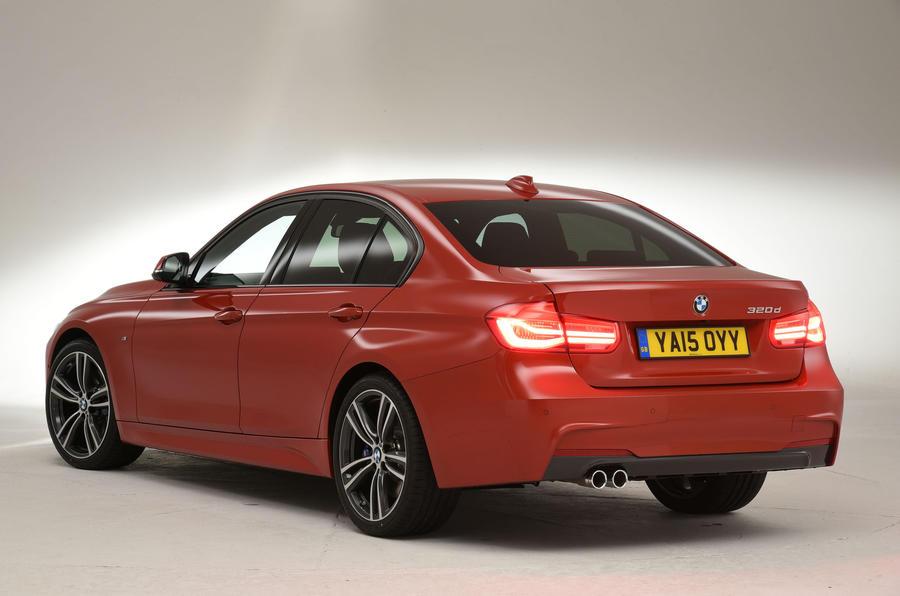 Superior ... BMW 3 Series Rear ...