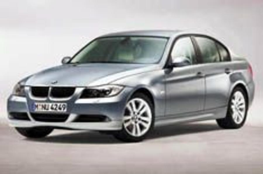 BMW annouces 3-series prices