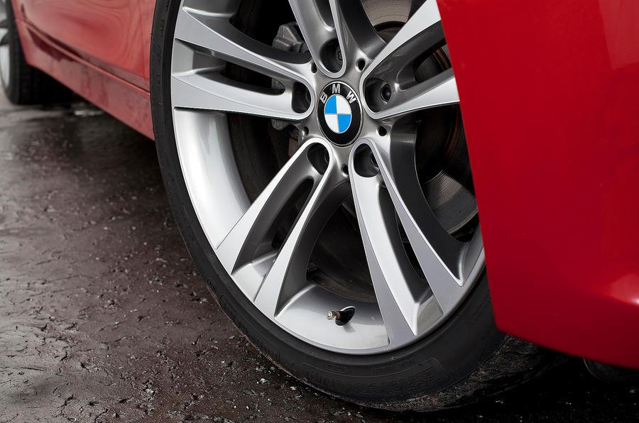 BMW 3 Series alloy wheels