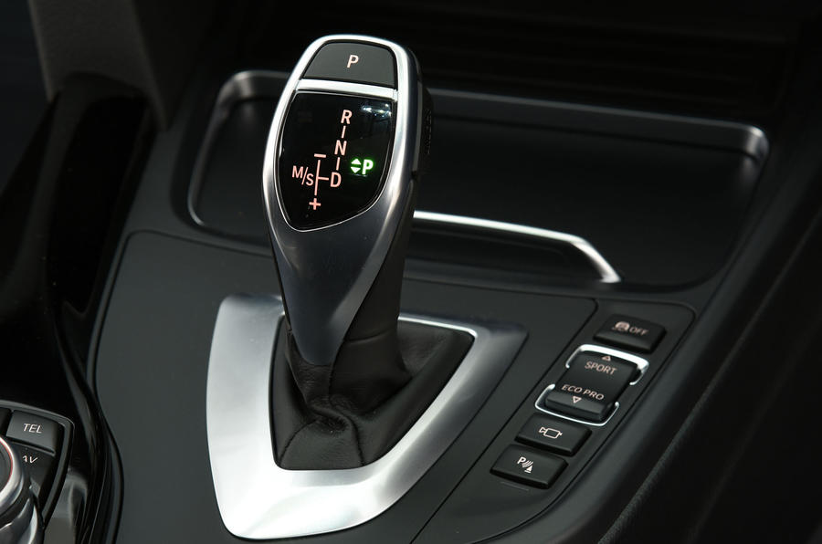 BMW 3 Series automatic gearbox