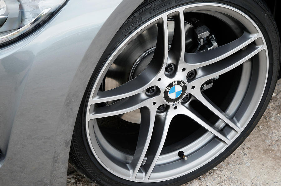 BMW 3 Series Coupé alloys