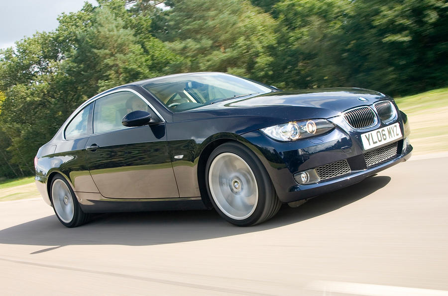 BMW 3 Series Coupé