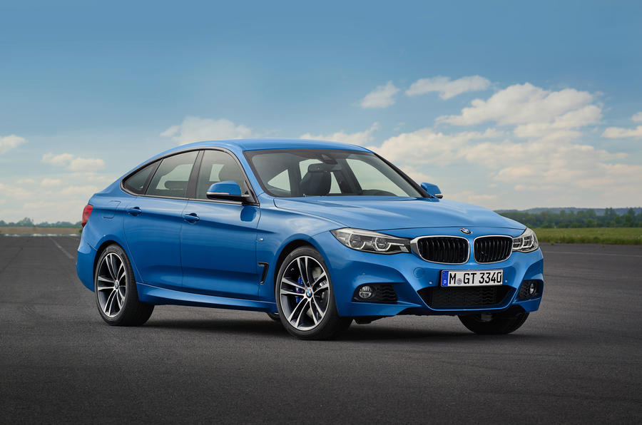 4 star BMW 3 Series GT