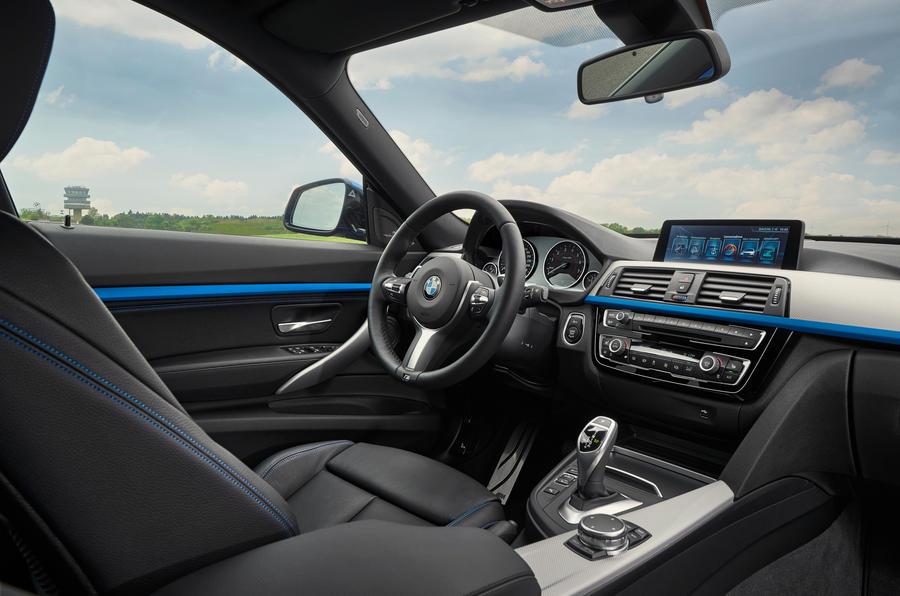 Bmw 3 Series Gt Interior Autocar