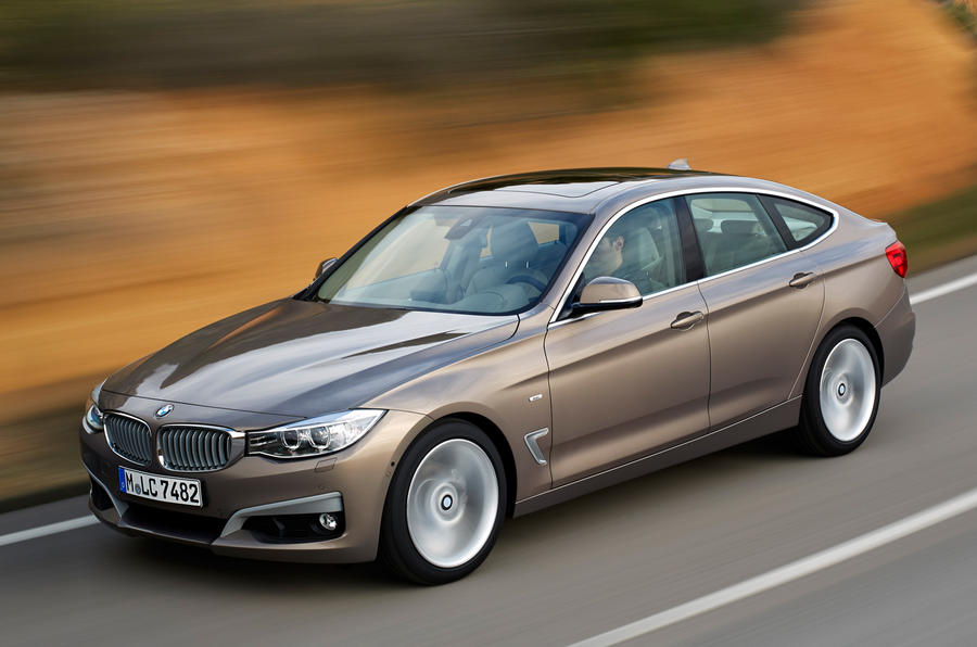 bmw 3 series gt to get four wheel drive autocar. Black Bedroom Furniture Sets. Home Design Ideas