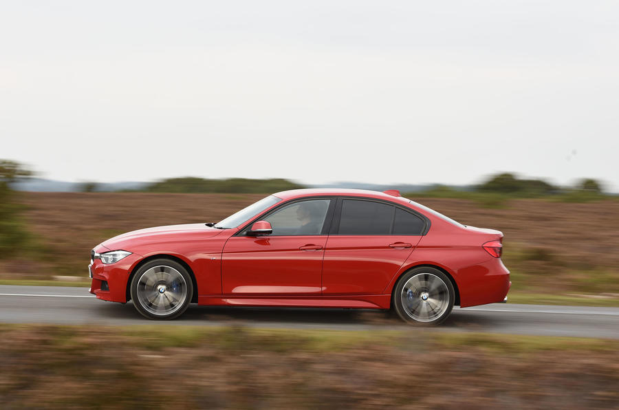 187bhp BMW 320d