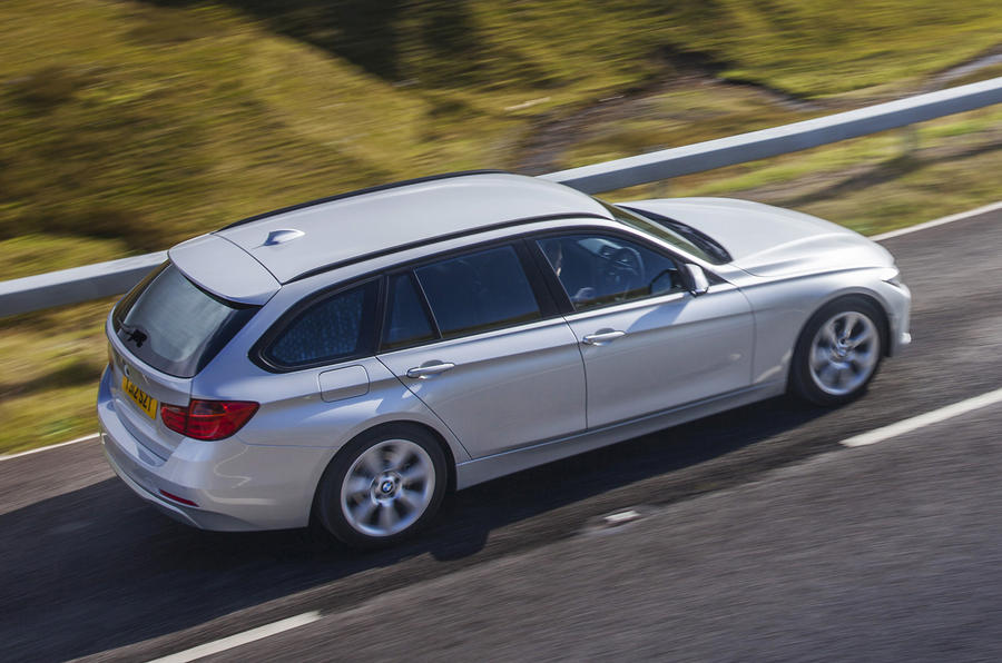 BMW 335d Touring xDrive first drive review