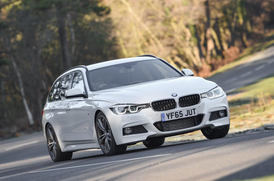 bmw 3 series touring review 2019 autocar. Black Bedroom Furniture Sets. Home Design Ideas