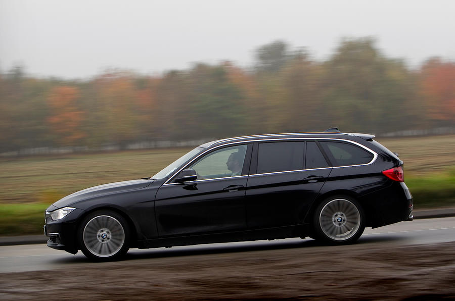 BMW 3 Series Touring profile