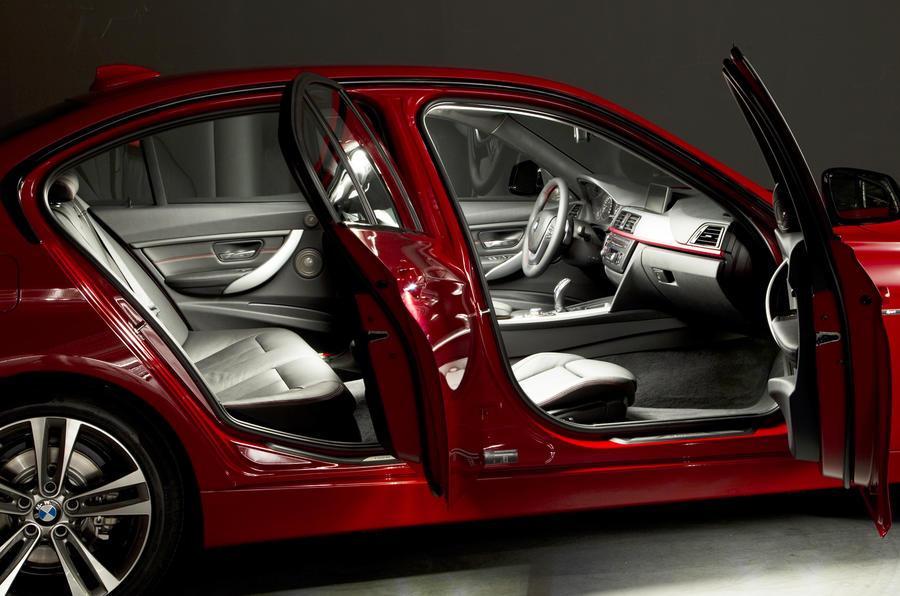 Detroit motor show: BMW 3-series