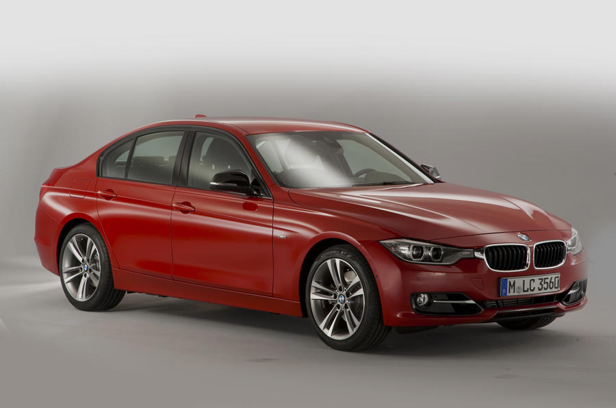 Detroit motor show: BMW 3-series