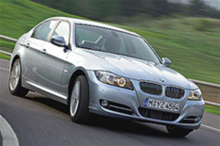 Revealed: new BMW 3-series
