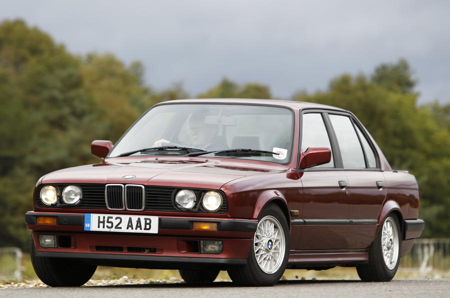 BMW 3-series: 36 years in the making