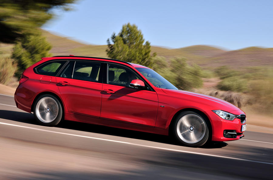 All-new BMW 3-series Touring revealed