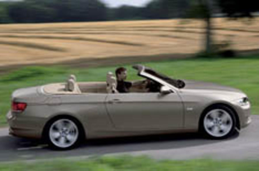 BMW's hard-top convertible