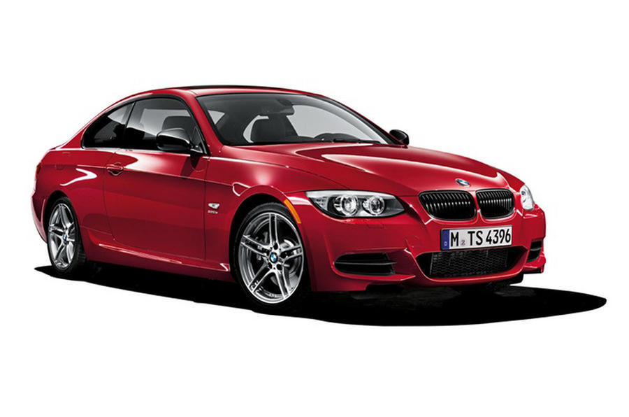 New hot BMW 3-series pictured