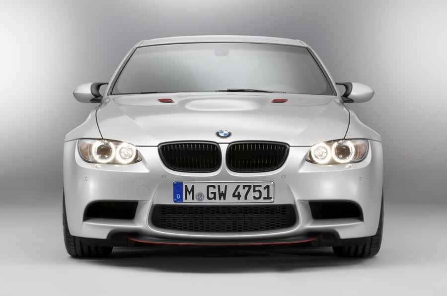 BMW M3 CRT revealed
