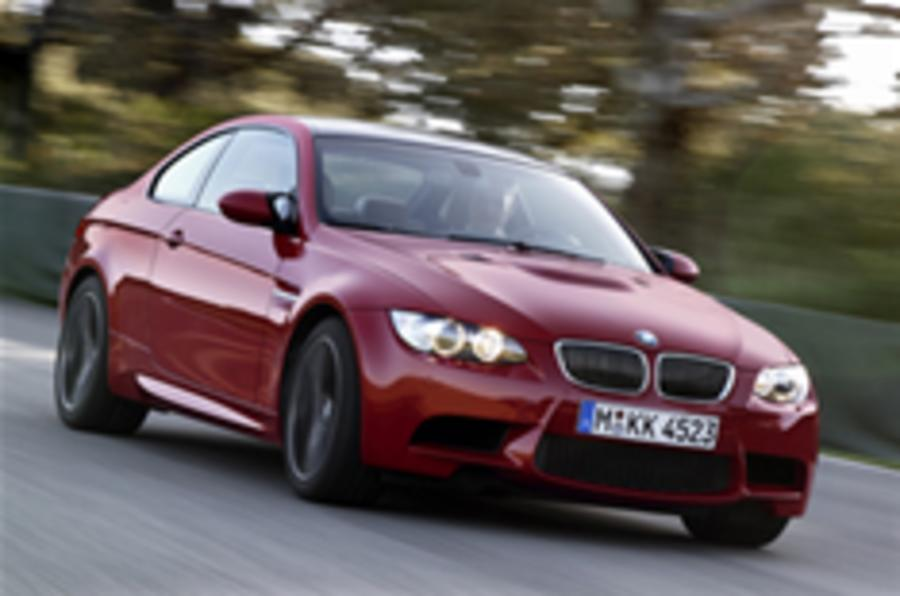 M3 to get DSG-style manual gearbox