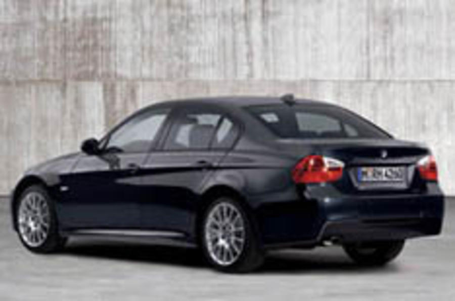 BMW introduces M3 junior