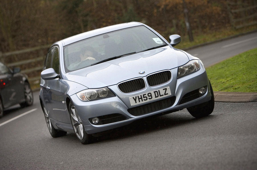Stretched BMW 3-series planned