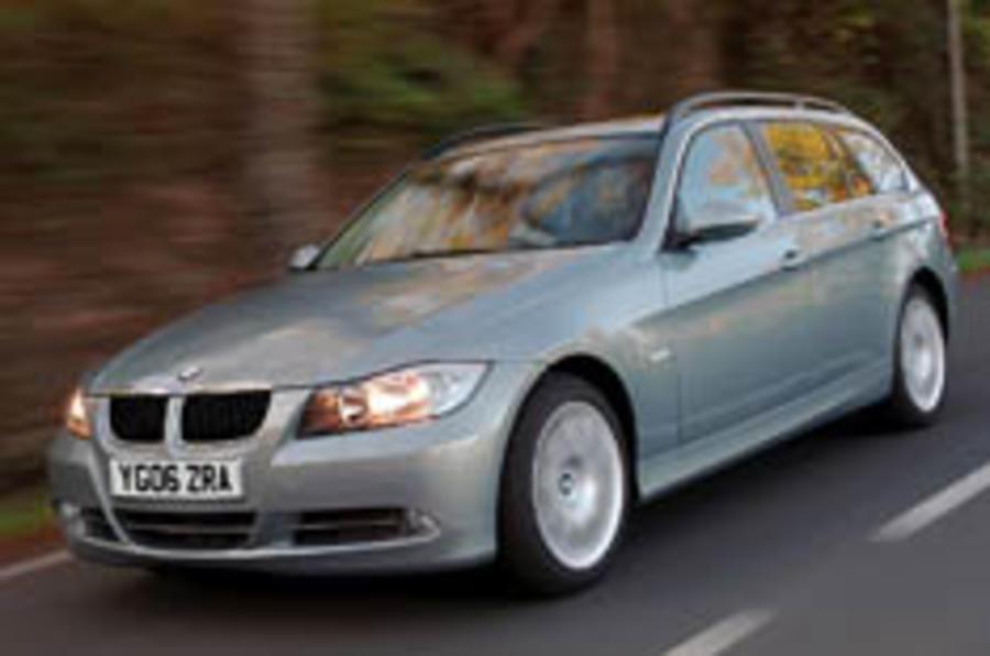 BMW 3s Tour further