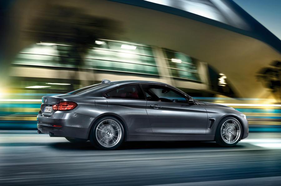 New BMW 4-series revealed