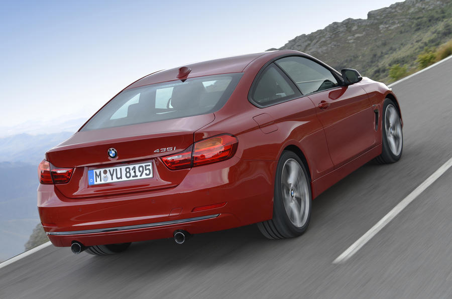 New BMW 4-series revealed