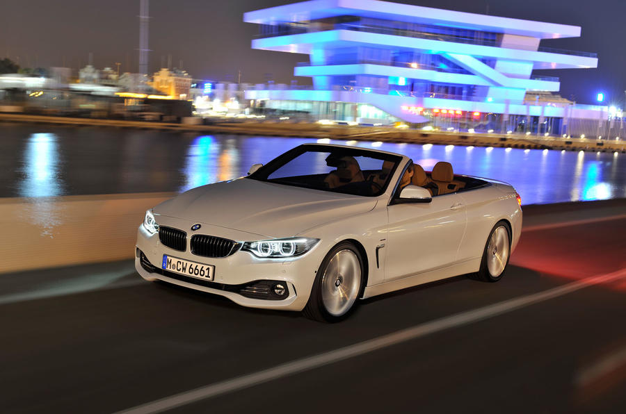 BMW 4-series cabriolet revealed